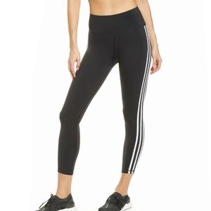 Adidas Believe This High Waist 3Stripes 7/8 Tights
